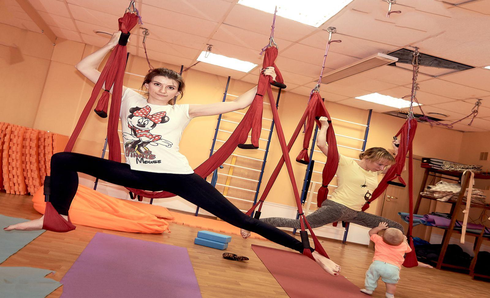 Йога харьков 12 занятие